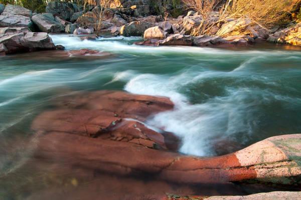 Photograph - Castor River by Steve Stuller