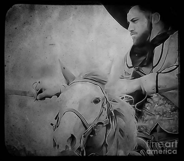Photograph - Cavalry Rides Again by Kim Henderson