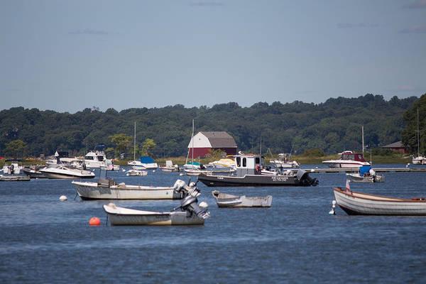 Photograph - Centerport Harbor Long Island New York by Susan Jensen