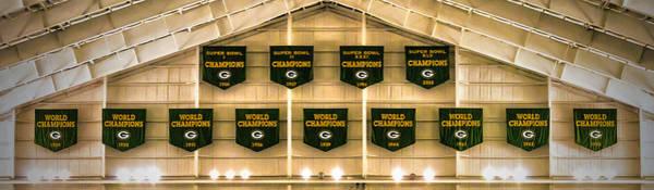 Championship Banners Art Print