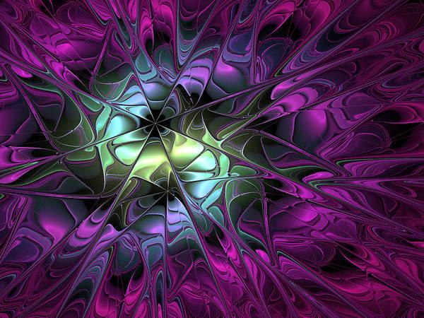 Phantasy Digital Art - Changes by Gabiw Art
