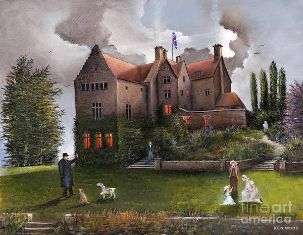 Painting - Chartwell by Ken Wood