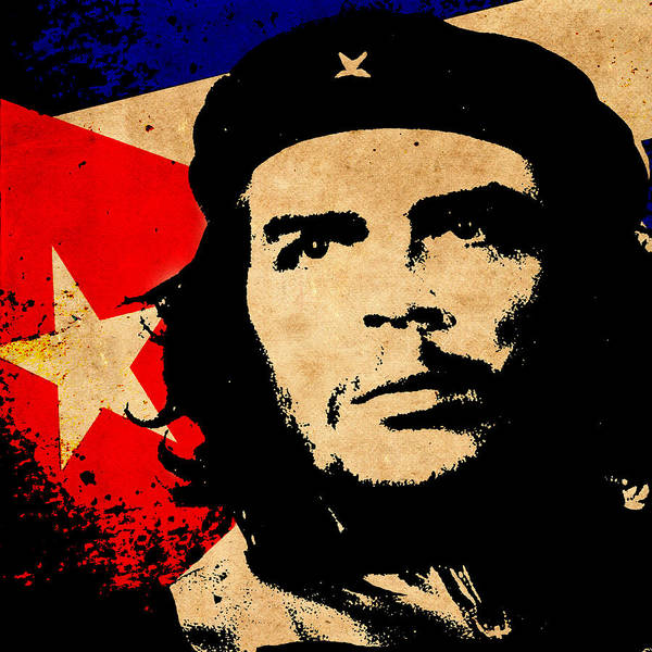 Photograph - Che Guevara by Andrew Fare