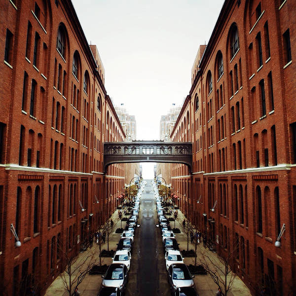 Photograph - Chelsea Symmetry by Natasha Marco