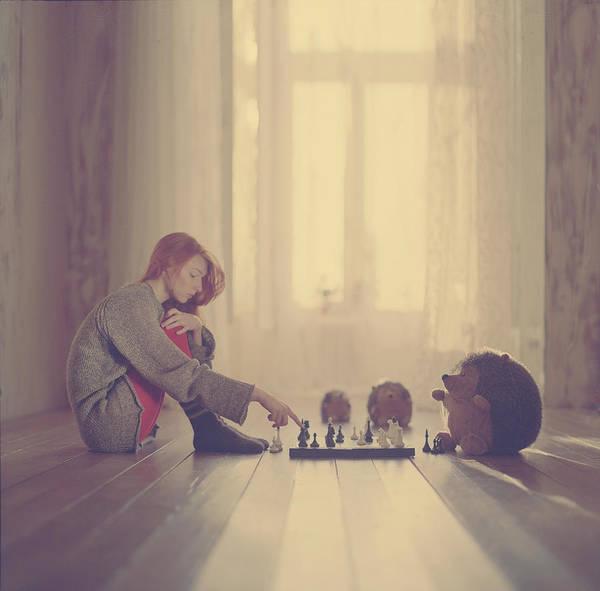 Wall Art - Photograph - Chess by Anka Zhuravleva