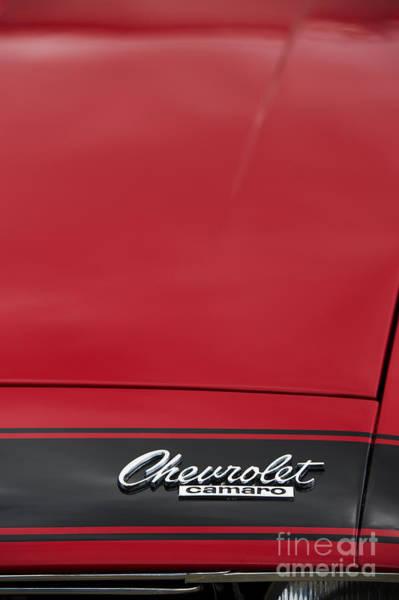 Wall Art - Photograph - Chevrolet Camaro by Tim Gainey
