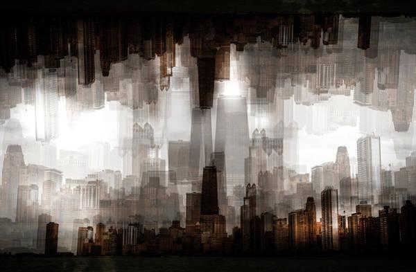 Skyline Wall Art - Photograph - Chicago Skyline by Carmine Chiriac??