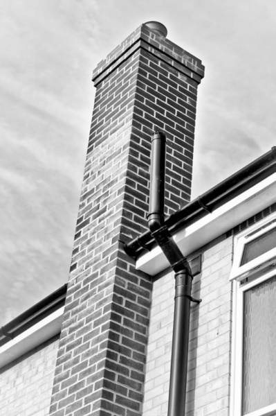 Architects Photograph - Chimney Stack by Tom Gowanlock