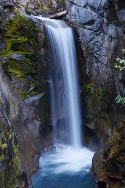 Christine Falls Photograph - Christine Falls by Angie Vogel
