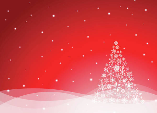Event Digital Art - Christmas Background by Traffic analyzer