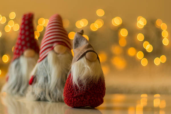 Holidays Photograph - Christmas Is Coming by Aldona Pivoriene