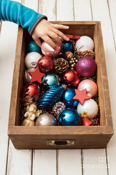 Christmas Photograph - Christmas Time by Viktor Pravdica