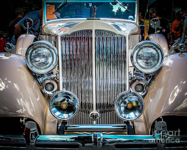 Wall Art - Photograph - Chrome Classic by Perry Webster