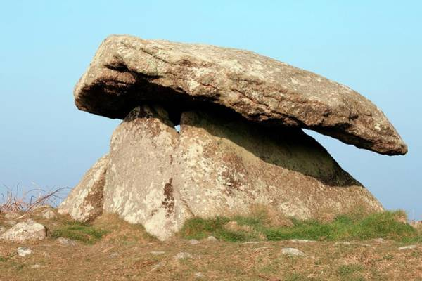 Wall Art - Photograph - Chun Quoit Burial Chamber by John Wright/science Photo Library
