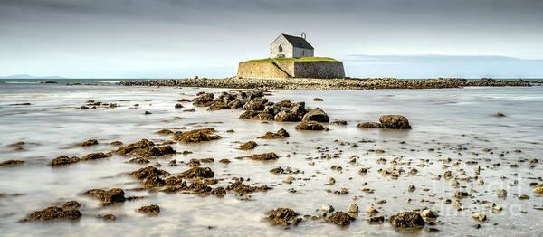 Catholic Church Photograph - Church In The Sea by Adrian Evans