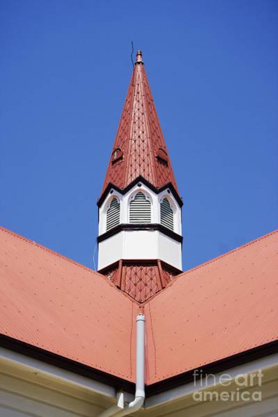 Photograph - Church Steeple by Jorgo Photography - Wall Art Gallery