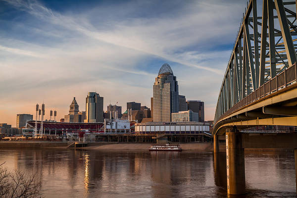 Photograph - Cincinnati by Ron Pate