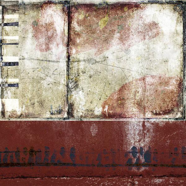 Grit Wall Art - Photograph - City Sidewalks by Carol Leigh