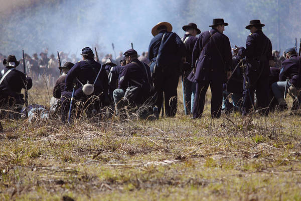 Battle Field Photograph - Civil War by Kitty Ellis