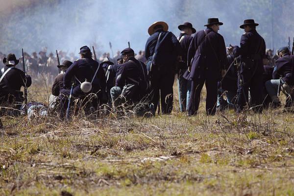 Slavery Photograph - Civil War by Kitty Ellis