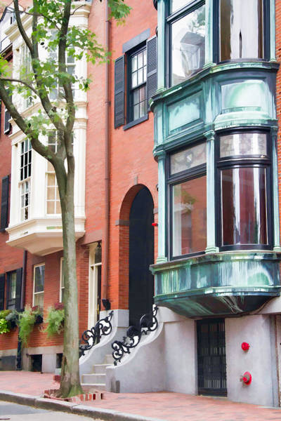 Photograph - Classic Beacon Hill 4 by Natalie Rotman Cote