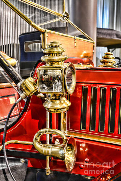 Paul Stanley Wall Art - Photograph - Classic Car - 1906 Stanley Steamer by Paul Ward
