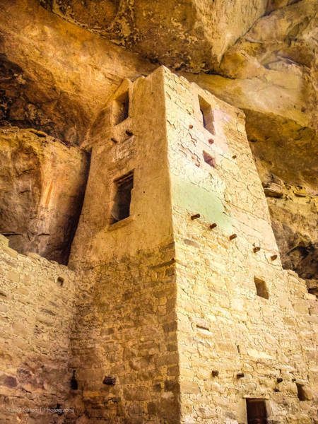 Photograph - Cliff Palace by Ross Henton