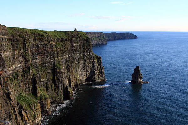 Photograph - Cliffs Of Moher by Aidan Moran