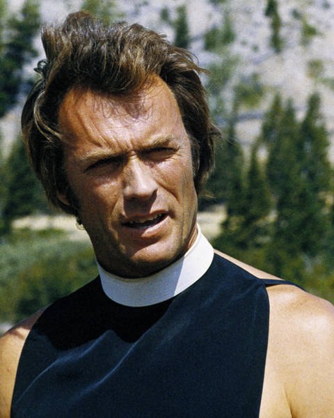 Clint Eastwood Photograph - Clint Eastwood In Thunderbolt And Lightfoot  by Silver Screen