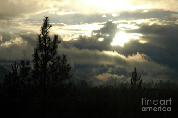 Photograph - 703p Clouds by NightVisions