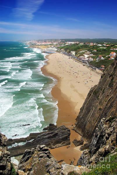 Roca Wall Art - Photograph - Coastal Cliffs by Carlos Caetano