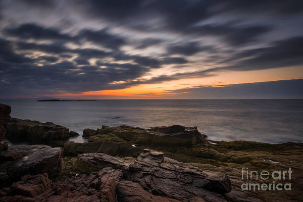 Michael Photograph - Coastal Maine by Michael Ver Sprill