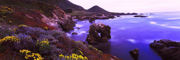 Monterey Park Photograph - Coastline, Garrapata State Park by Panoramic Images