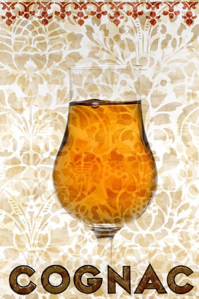 Whiskey Mixed Media - Cognac by Frank Tschakert
