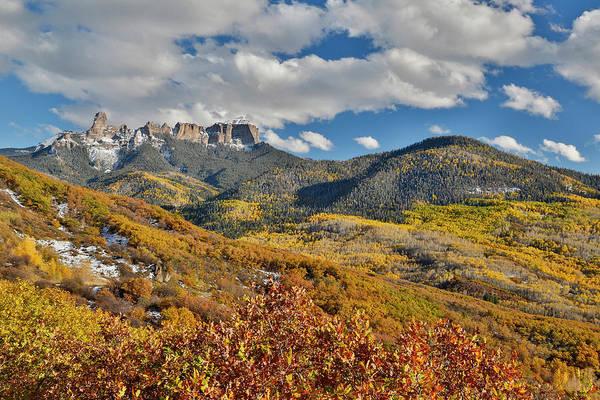 Wall Art - Photograph - Colorado, Autumn, Mountains Of The Rio by Darrell Gulin