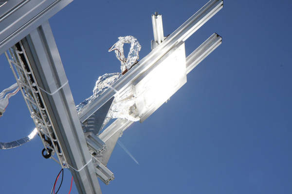 Prototype Photograph - Concentrated Solar Power by Ibm Research