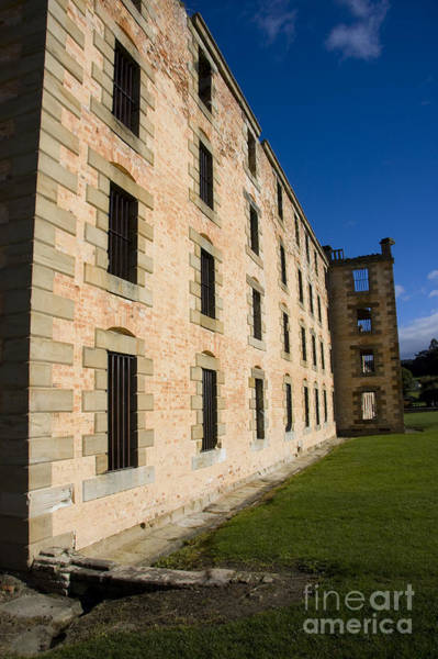 Photograph - Convict Ruins by Jorgo Photography - Wall Art Gallery