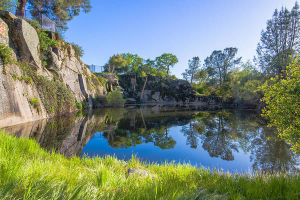 Photograph - Copp's Quarry by Jim Thompson