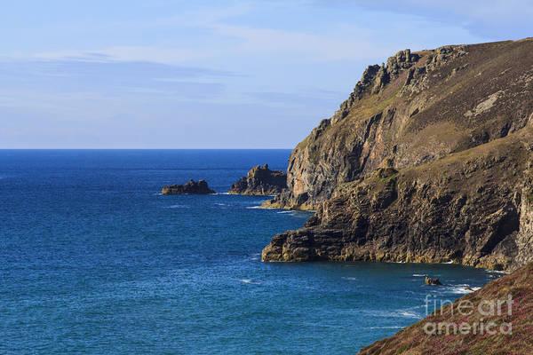 Photograph - Cornwall North Coast by Brian Roscorla