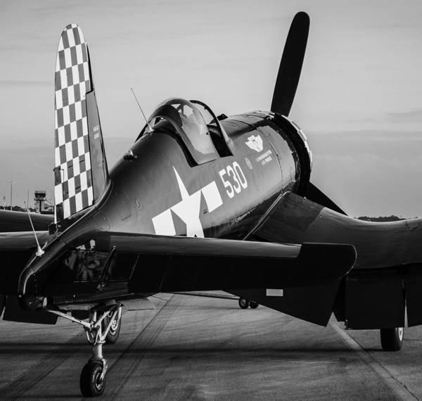 Photograph - Corsair by David Hart