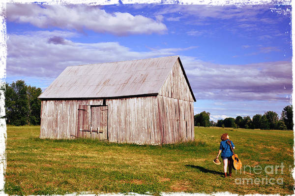 St Ignace Wall Art - Photograph - Countryside Life by Sophie Vigneault