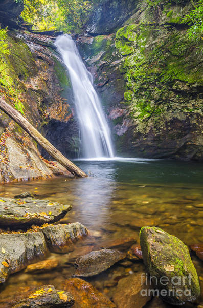 Wall Art - Photograph - Courthouse Falls by Anthony Heflin