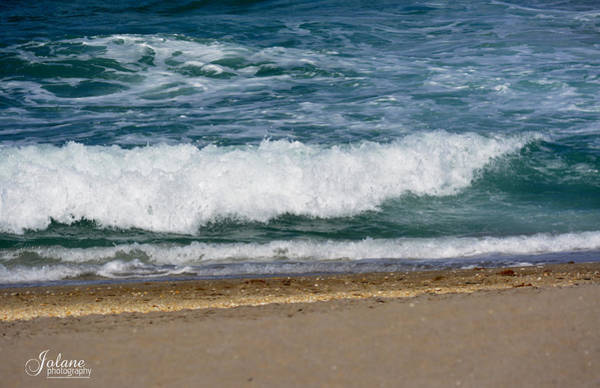 Photograph - Crashing Waves by Jody Lane