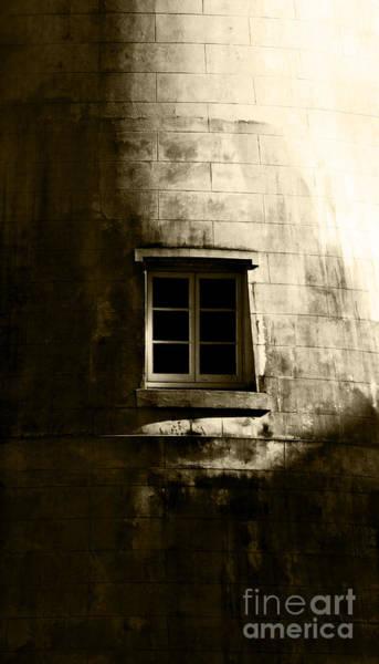 Wind Mill Photograph - Creepy Windmill Window by Jorgo Photography - Wall Art Gallery
