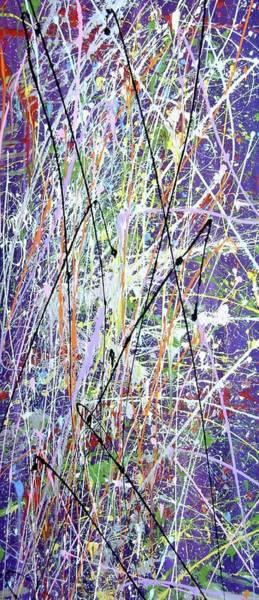 Painting - Crolic by Cyryn Fyrcyd