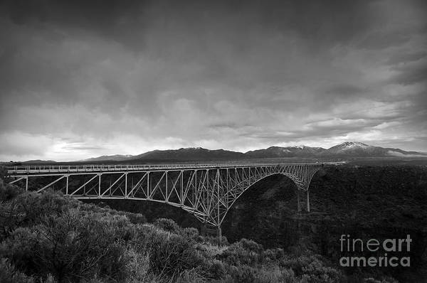 Photograph - Crossing The Rio Grande by David Waldrop