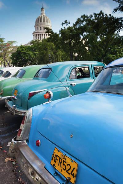 American Revolution Photograph - Cuba, Havana, Central Havana, Parque De by Walter Bibikow