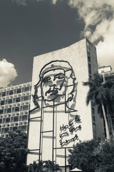 Wall Art - Photograph - Cuba, Havana, Vedado, Plaza De La by Walter Bibikow