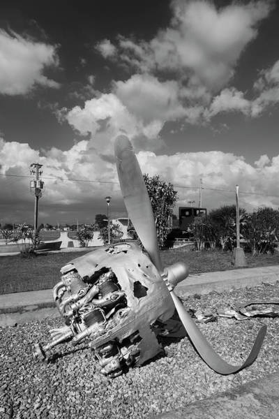 American Revolution Photograph - Cuba, Matanzas Province, Playa Giron by Walter Bibikow