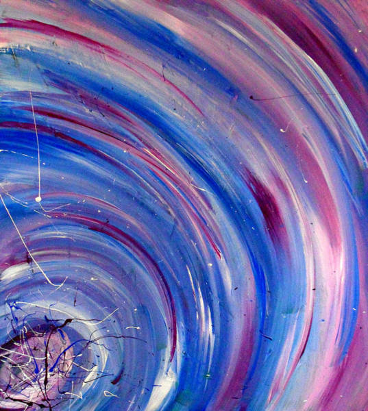 Painting - Cy Lantyca 3 by Cyryn Fyrcyd